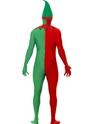 Costume Elf Costume de peau deuxième Elf