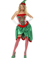 Elf Costume Burlesque Costume Elf