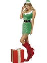 Costume Elf Santas Sexy Little Helper