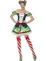 Costume Mère Noël Costume de princesse Holly
