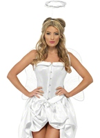 Fièvre bébé Angel Costume Burlesque Costume Mère Noël