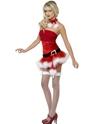 Costume Mère Noël Fièvre méchant Santa Costume