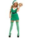 Costume Mère Noël Costume Elf affectueux
