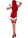 Costume Mère Noël Fièvre Hot Stuff Santa Costume