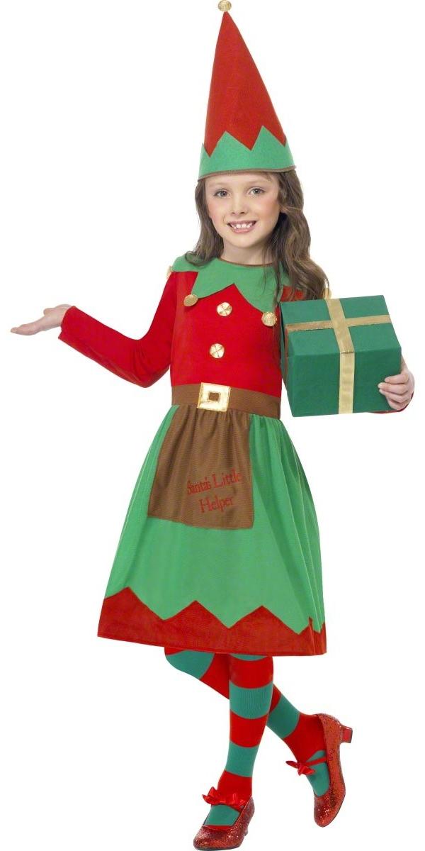 deguisement noel enfant Little Helper Costume du père Noël Costume Noël pour enfant  deguisement noel enfant