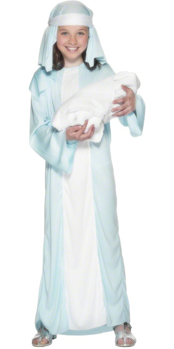 Costume Noël pour enfant Costume de Marie