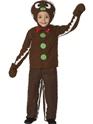 Costume Noël pour enfant Petit Costume de l'homme de gingembre