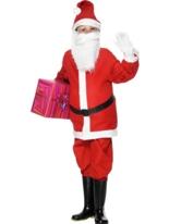 Costume Santa Costume Noël pour enfant