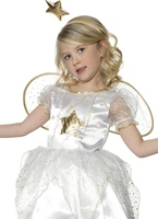 Costume fée étoile Costume Noël pour enfant