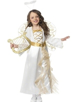 Costume de princesse Angel Costume Noël pour enfant