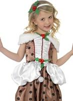 Pudding de Noël Costume Costume Noël pour enfant