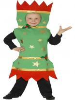 Biscuit de Noël Costume Costume Noël pour enfant
