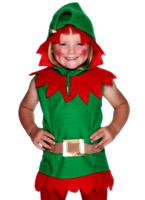 Costume de bébé elfe Costume Noël pour enfant