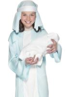 Costume de Marie Costume Noël pour enfant