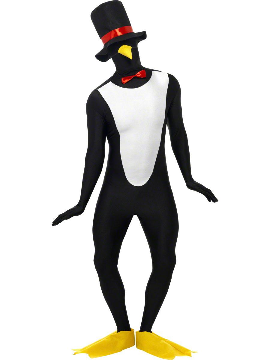 Costume du Père Noël Costume de peau deuxième pingouin