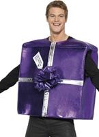 Take Me Home et Unwrap Costume Costume du Père Noël