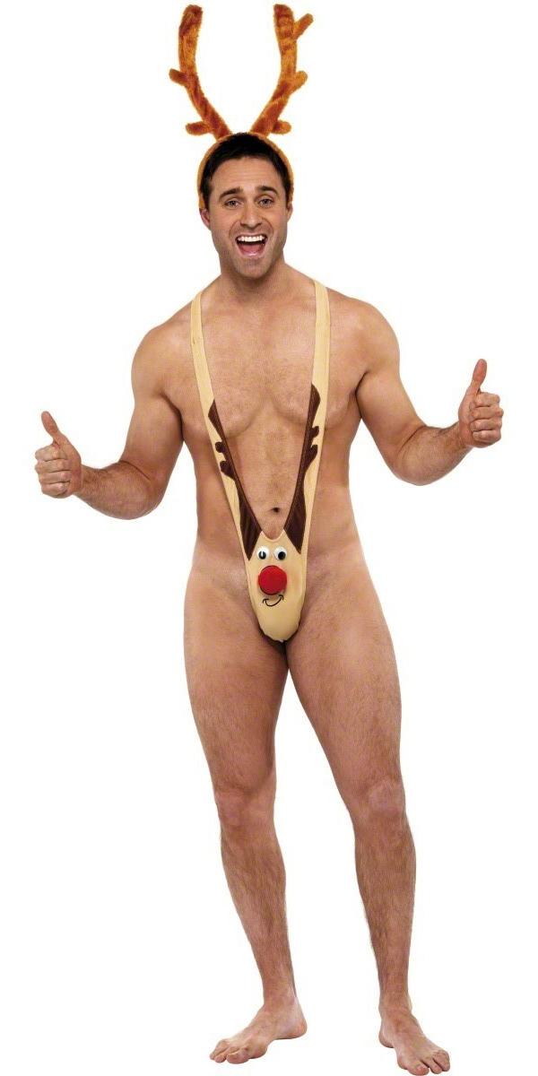 Nouveaux Costume de Noël Fièvre Rudolf Kini
