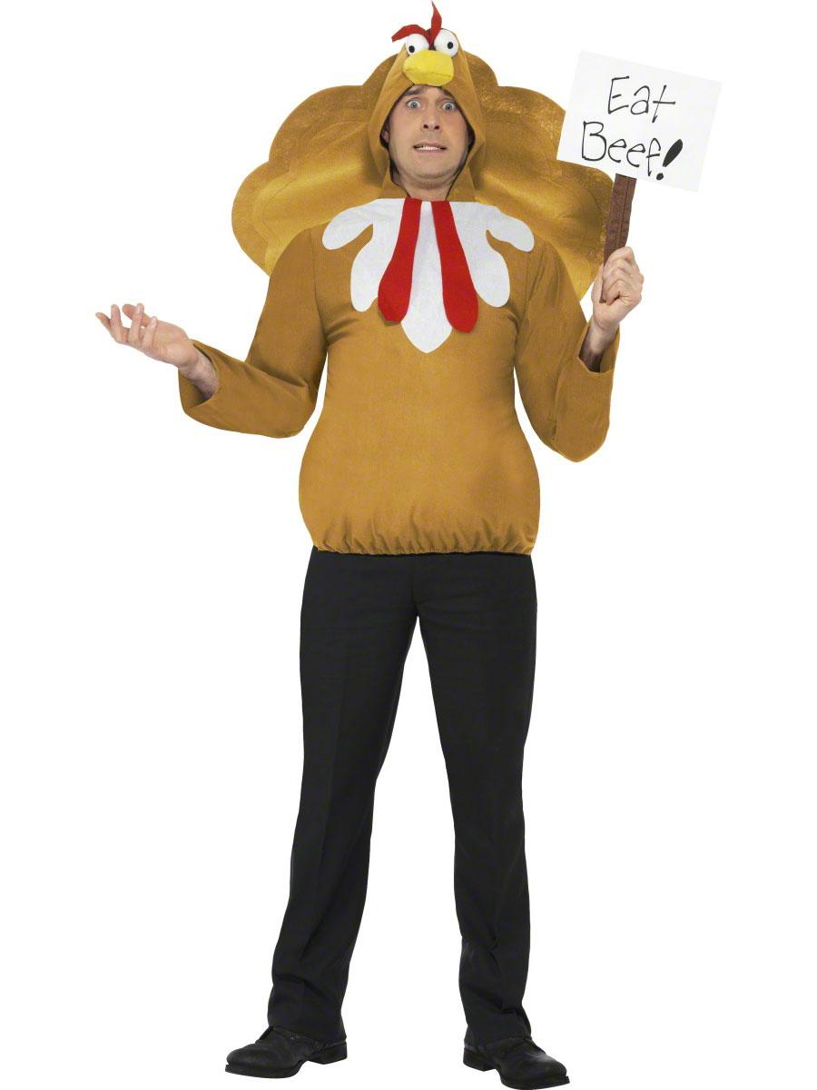 Nouveaux Costume de Noël Costume de Turquie de comédie