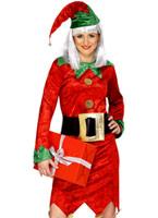Costume d'elfe Nouveaux Costume de Noël
