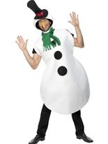 Costume bonhomme de neige Nouveaux Costume de Noël