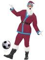 Père Noel Sportif Costume de Santa de Sport Bordeaux
