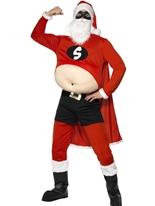 Super Santa Costume Santa Claus Costumes