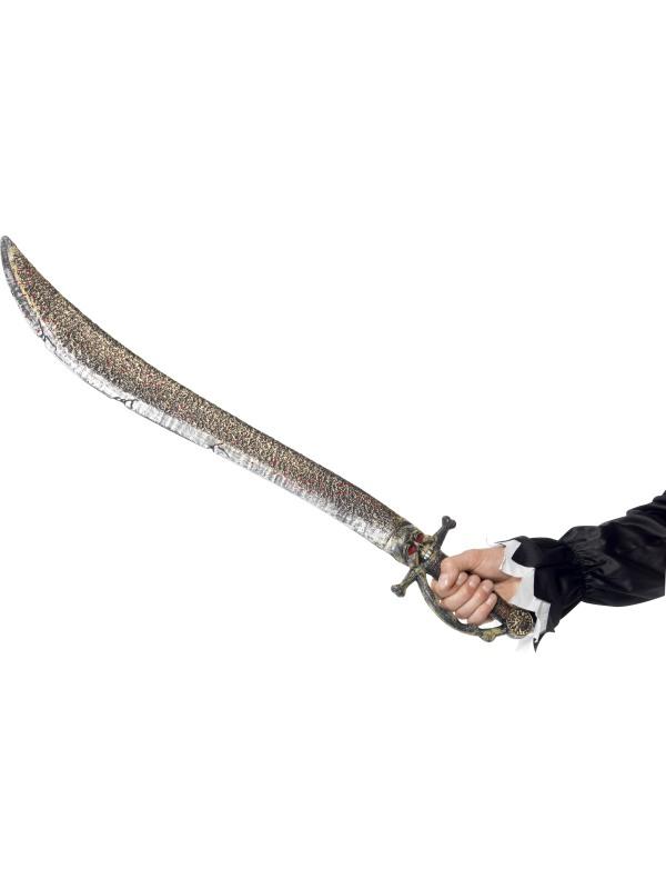Accessoire de Pirate Épée de Pirate or