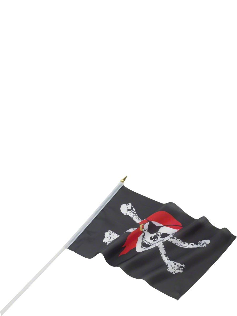 Accessoire de Pirate Drapeau de pirate