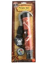 Kit aventure de pirates Accessoire de Pirate