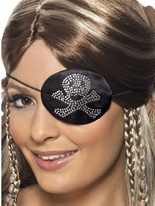 Pirates Eyepatch Accessoire de Pirate