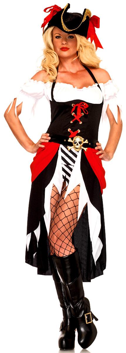 Costume de Pirate adulte Costume de pirate beauté