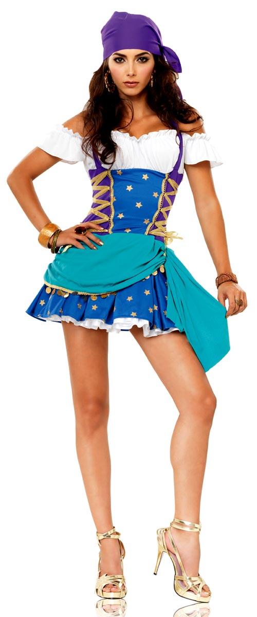 Costume de Pirate adulte Costume Princesse Czardas