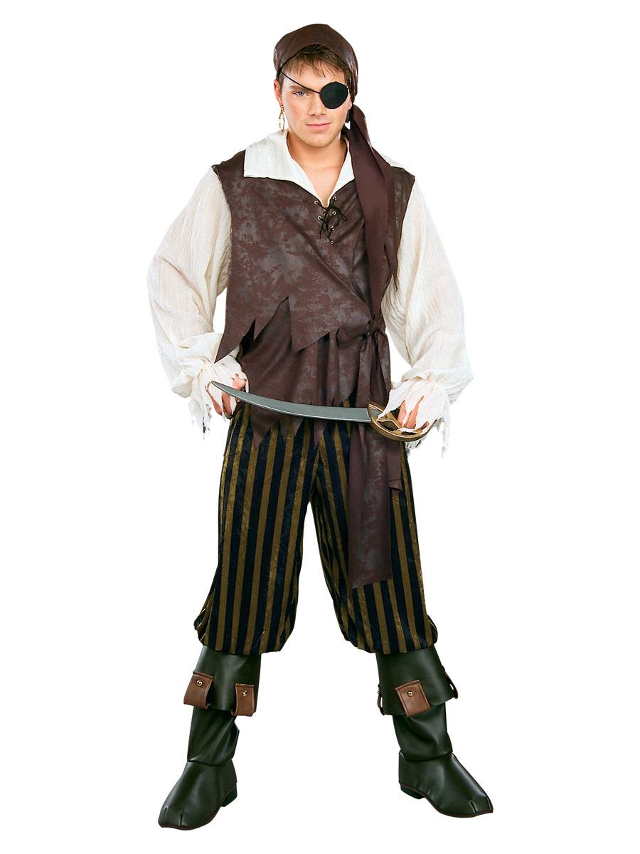 Costume de Pirate adulte Costume Pirate des Caraïbes