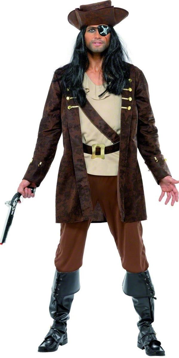 Costume de Pirate adulte Costume boucanier