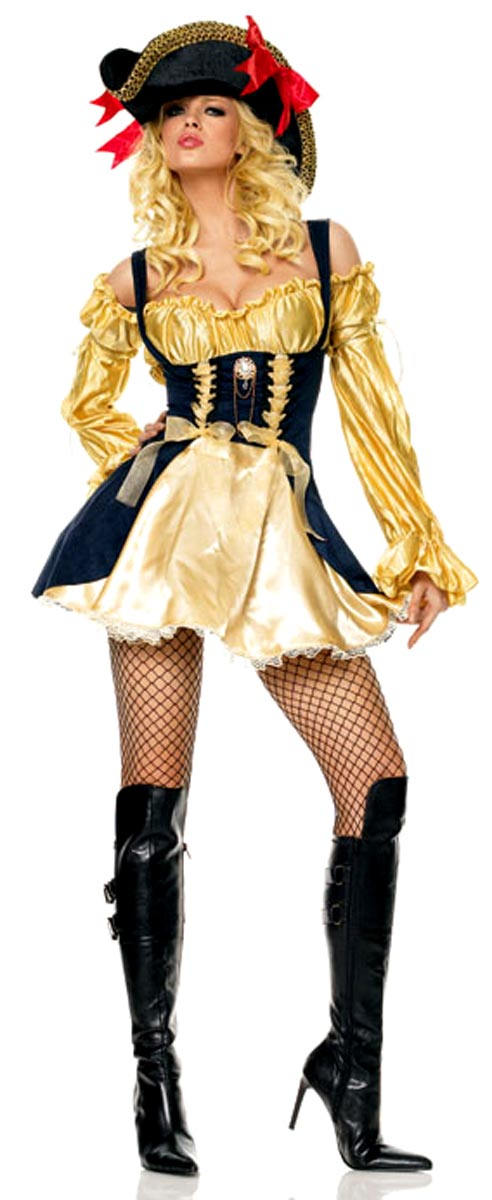 Costume de Pirate adulte Costume de Pirate Wench maraudeurs