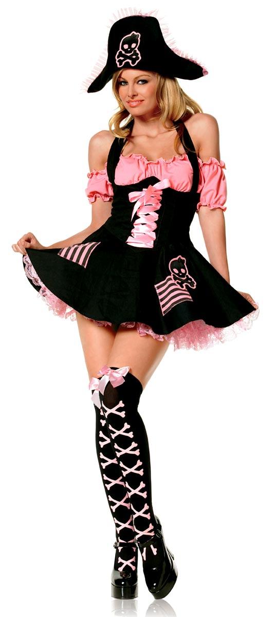 Costume de Pirate adulte Chasse au Trésor Pirate Costume