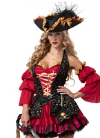 Costume de Pirate espagnol Costume de Pirate adulte