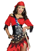 Costume de Pirate de rhum Punch Costume de Pirate adulte