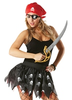 Kit de pirate Tutu Costume de Pirate adulte