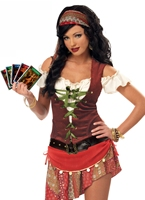 Costume tsigane Mystic Costume de Pirate adulte