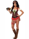 Costume de Pirate adulte Costume tsigane Mystic
