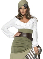 Shipmate Sweetie Costume Costume de Pirate adulte