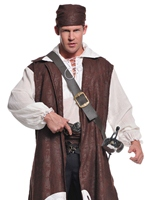 Costume de Pirate de charognard Costume de Pirate adulte