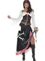 Costume de Pirate adulte Costume de Cape et d'épée sensuelle