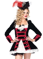 Charmant Costume capitaine Pirate Costume de Pirate adulte