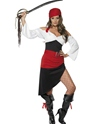 Costume de Pirate adulte Costume de Pirate impertinent Wench
