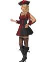 Costume de Pirate adulte Costume de Pirate de fièvre