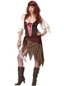 Costume de Pirate adulte Costume de flibustier beauté