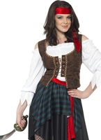 Costume femme pIrate Costume de Pirate adulte