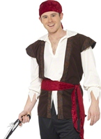 Costume de pirate homme Costume de Pirate adulte